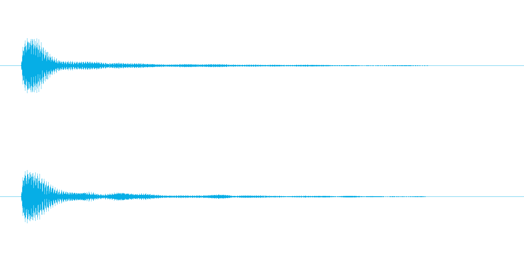 【サイバー06-4】の再生済みの波形
