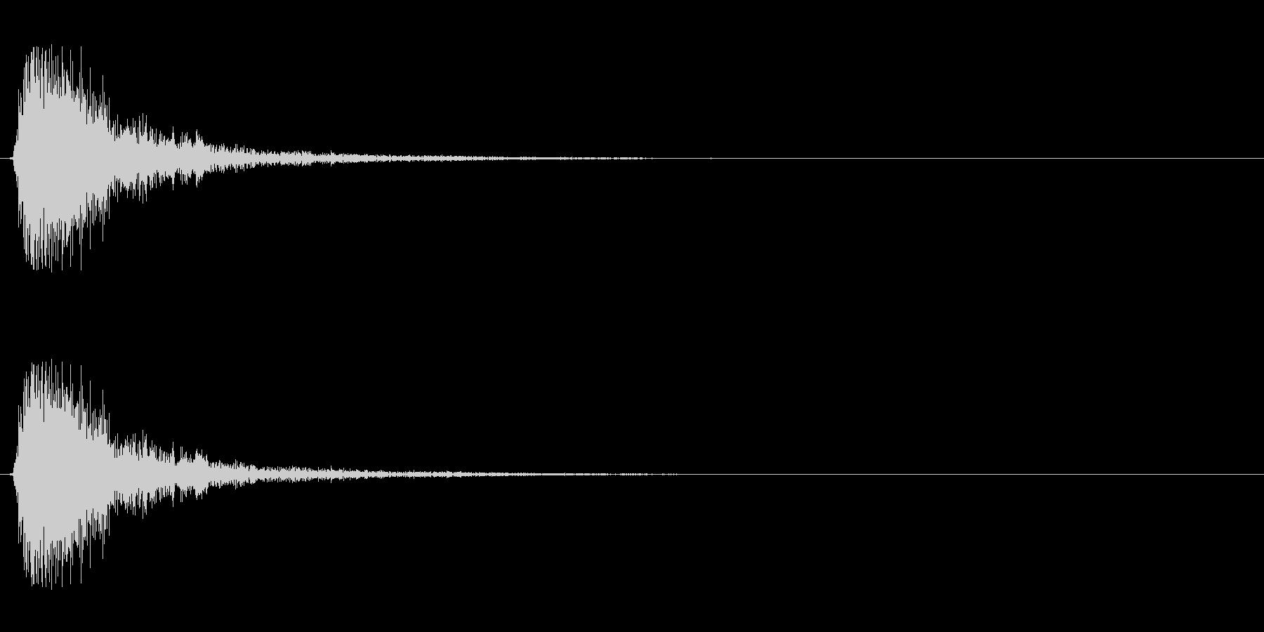 【出題03-1】の未再生の波形