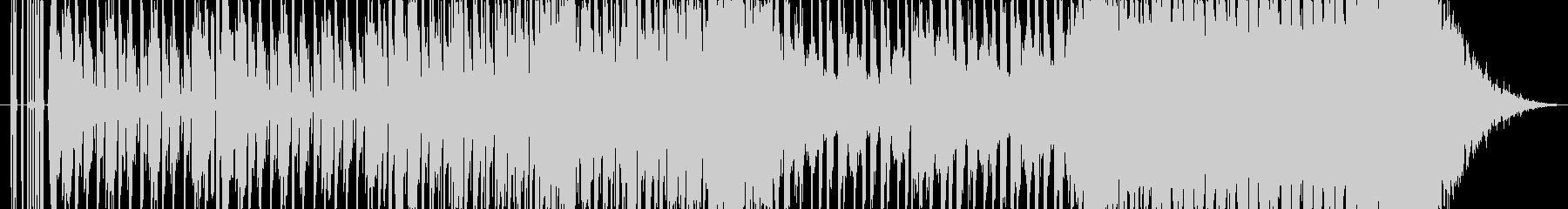 【EDM】未来的クールなEDMの未再生の波形