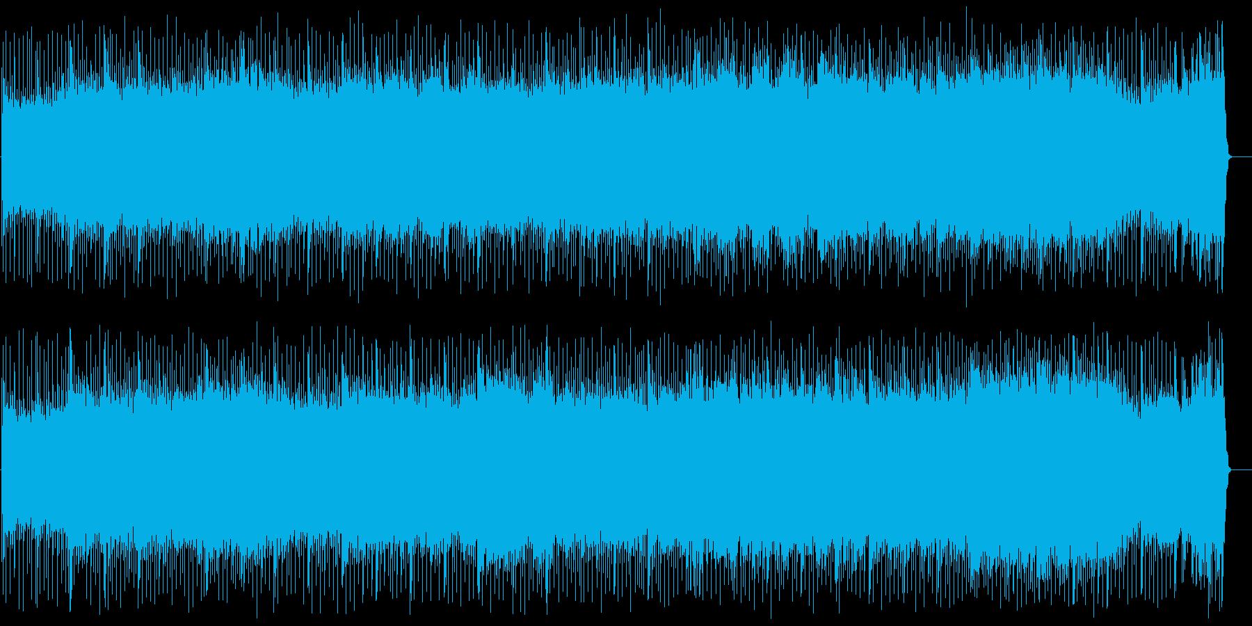 爽やかに駆抜けるアメリカンポップロックの再生済みの波形
