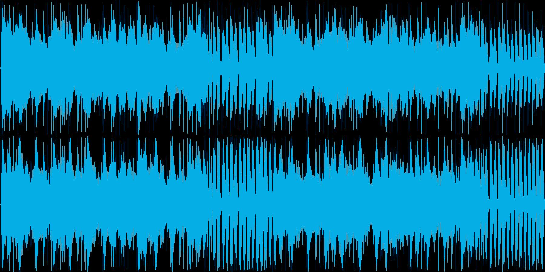 【ファンタジー/ストリングス】の再生済みの波形