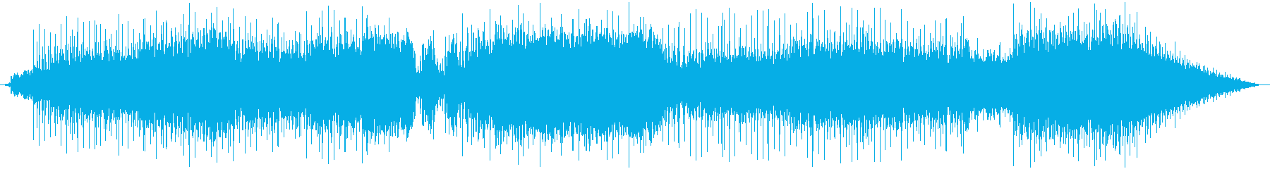 陽気なケルト風酒場BGMの再生済みの波形