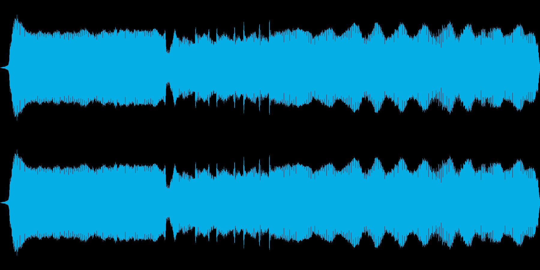 こぶし01(E)の再生済みの波形