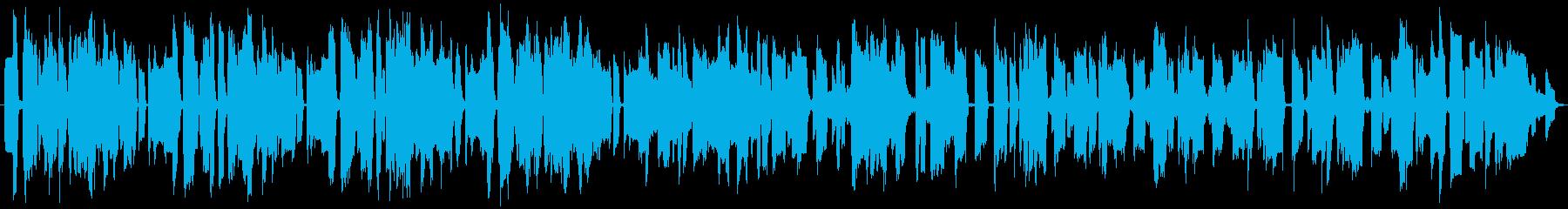 本物サックスで明るいゲーム音楽のような曲の再生済みの波形