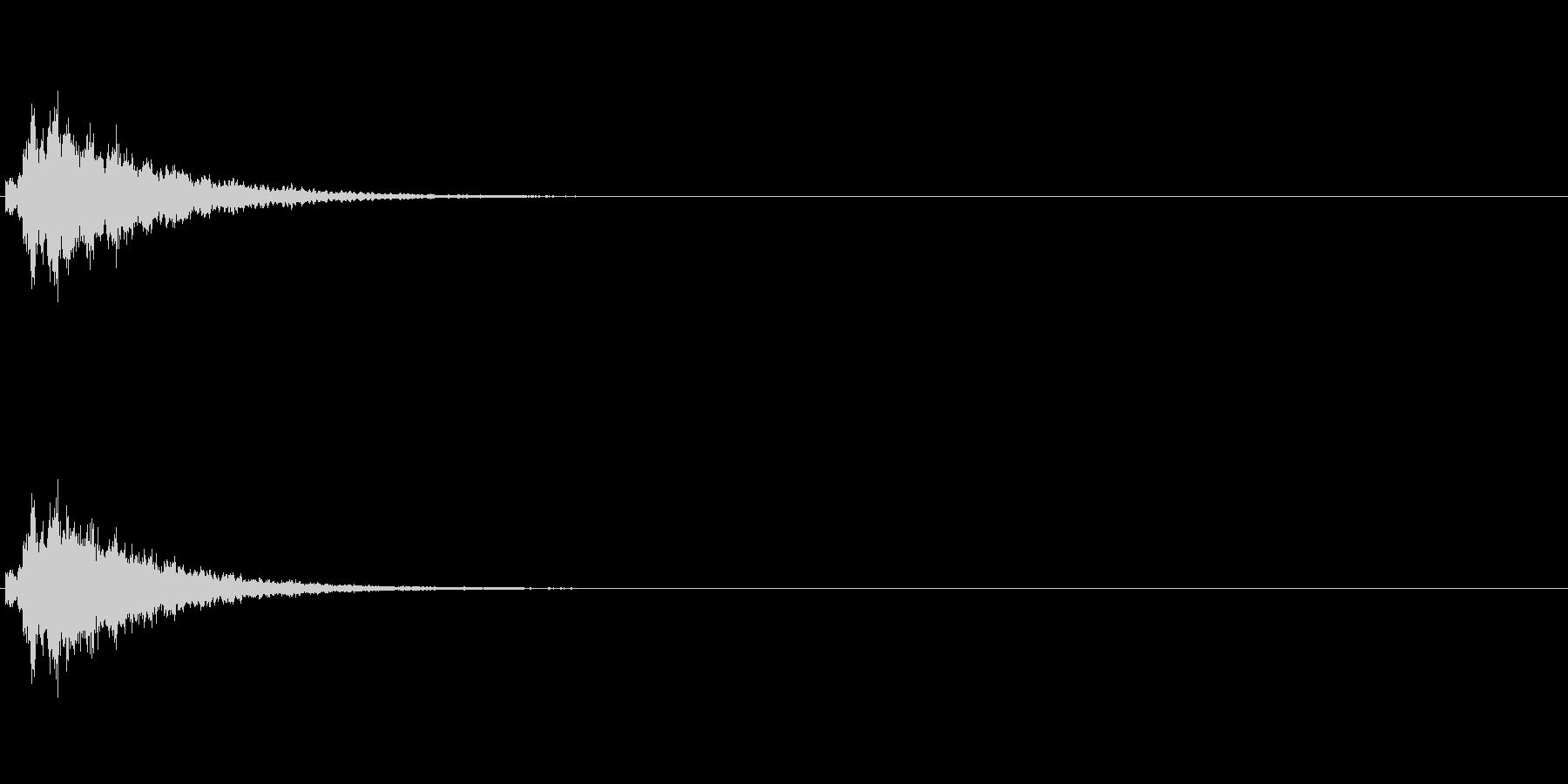 ベルツリー (シャン)の未再生の波形