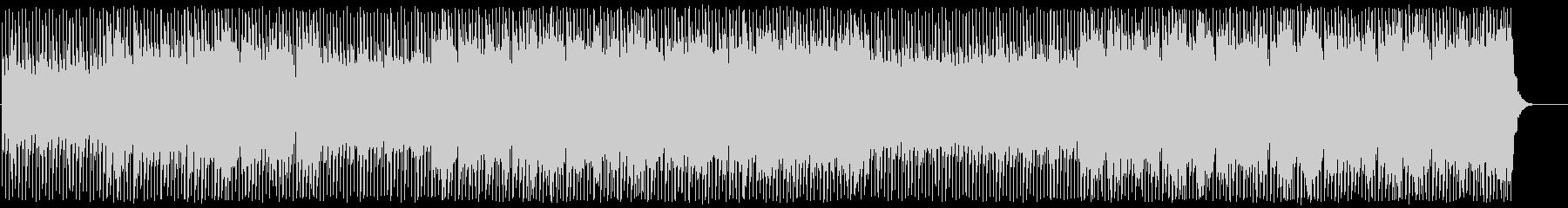 メローでマイナ―なシンセサウンドの未再生の波形