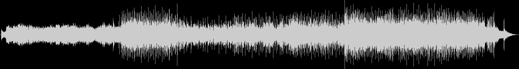 XJapanのようなタイプのハードロックの未再生の波形