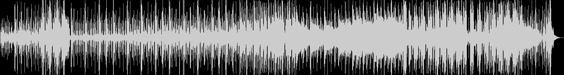 琴で春を迎えるポップで横ノリなループ曲の未再生の波形