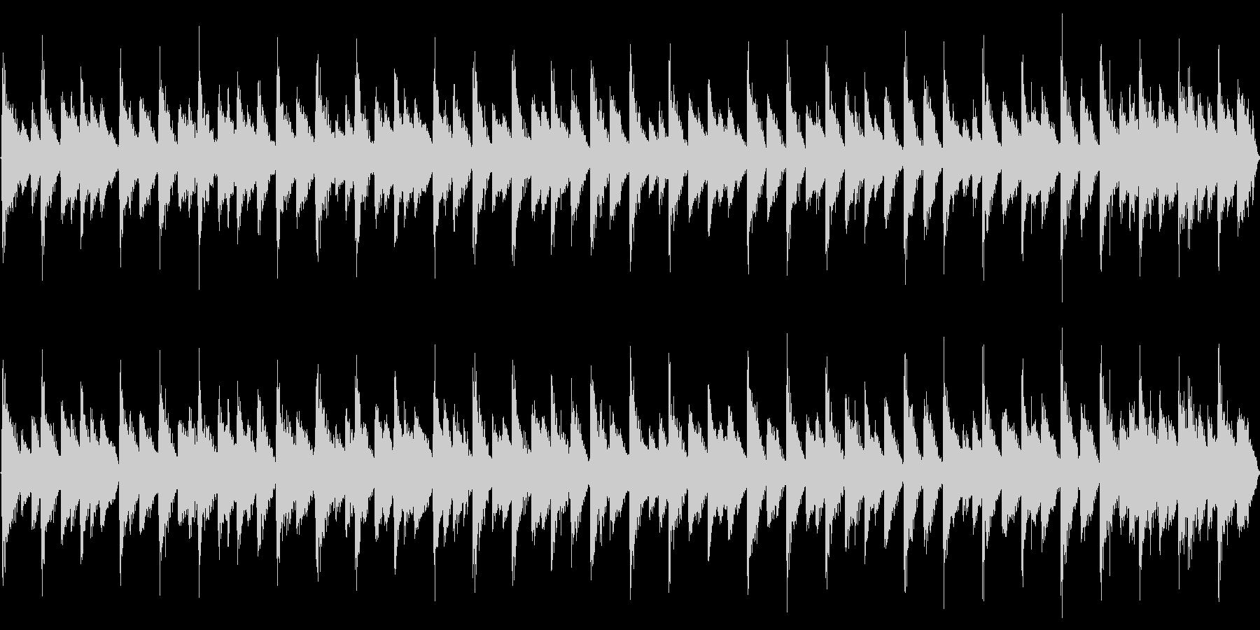 チップチューンによるパッヘルベルのカノンの未再生の波形
