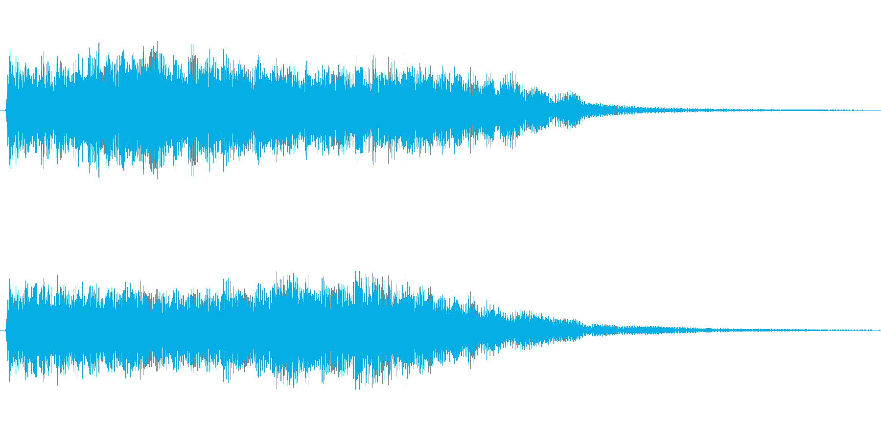 摩擦音や鳴き声等多用途に使える効果音ですの再生済みの波形