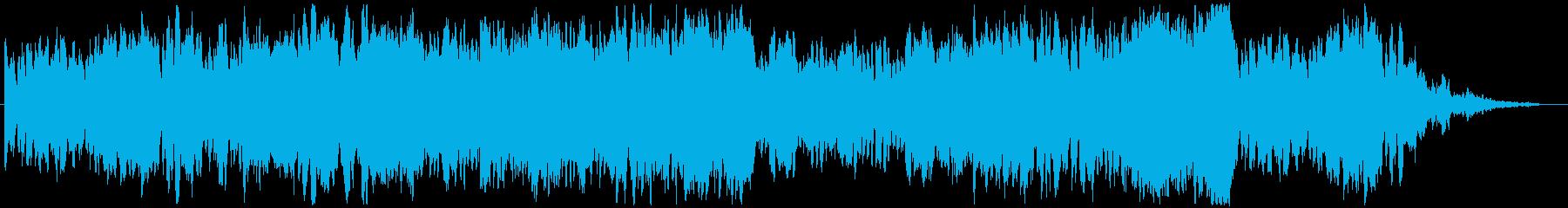 フィールド想定曲。ワクワク感溢れる王道系の再生済みの波形