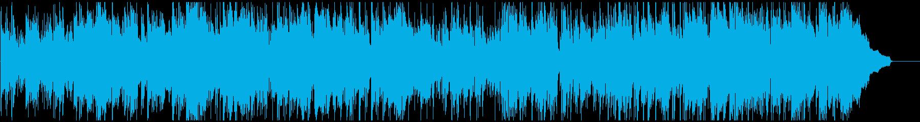 ジングルベル/ボサノバクリスマスSax生の再生済みの波形