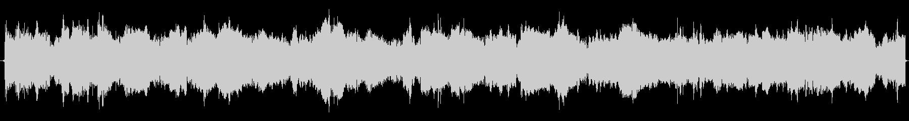 サイレン(電子音 低)救急車 外国 海外の未再生の波形