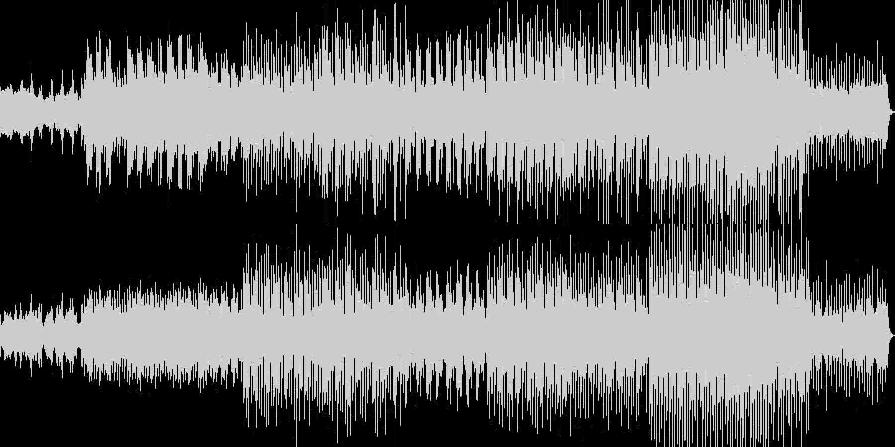架空のRPGのフィールド曲を想定してますの未再生の波形