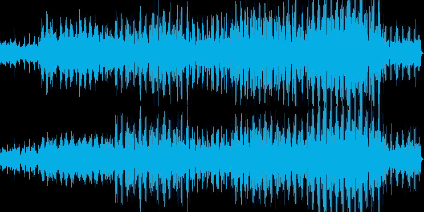 架空のRPGのフィールド曲を想定してますの再生済みの波形