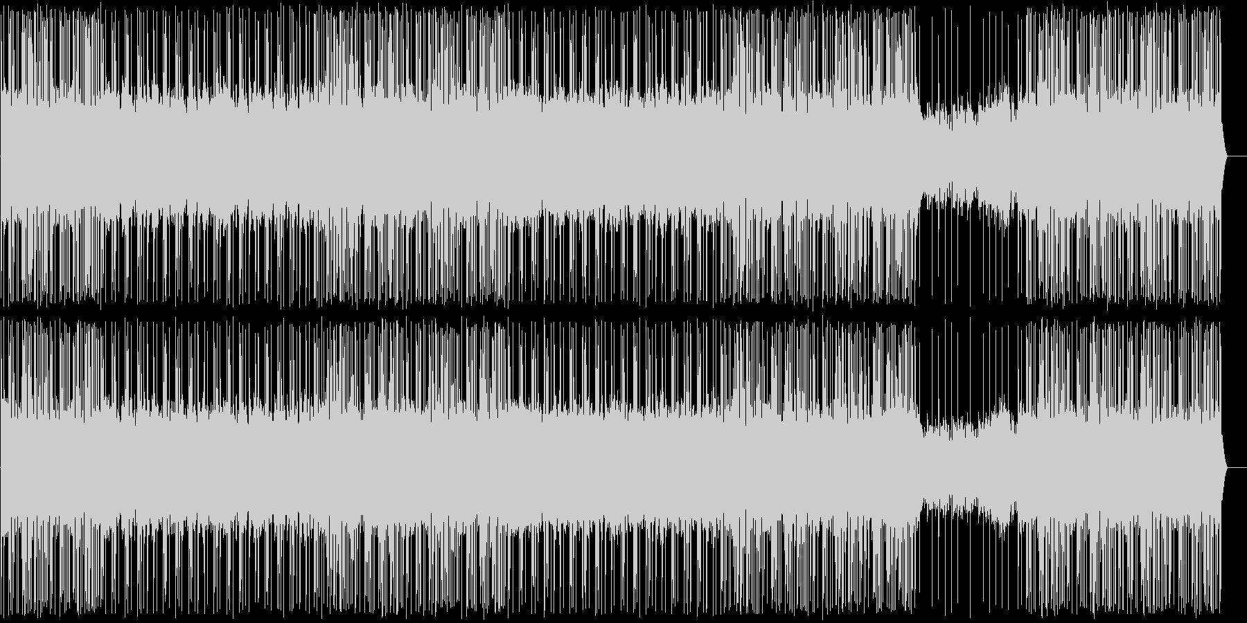 ピアノループ/ブラス/ビート/ダーク#2の未再生の波形