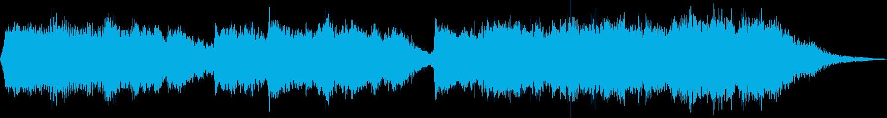 筝と和鈴がしみ入る「さくらさくら」編曲の再生済みの波形