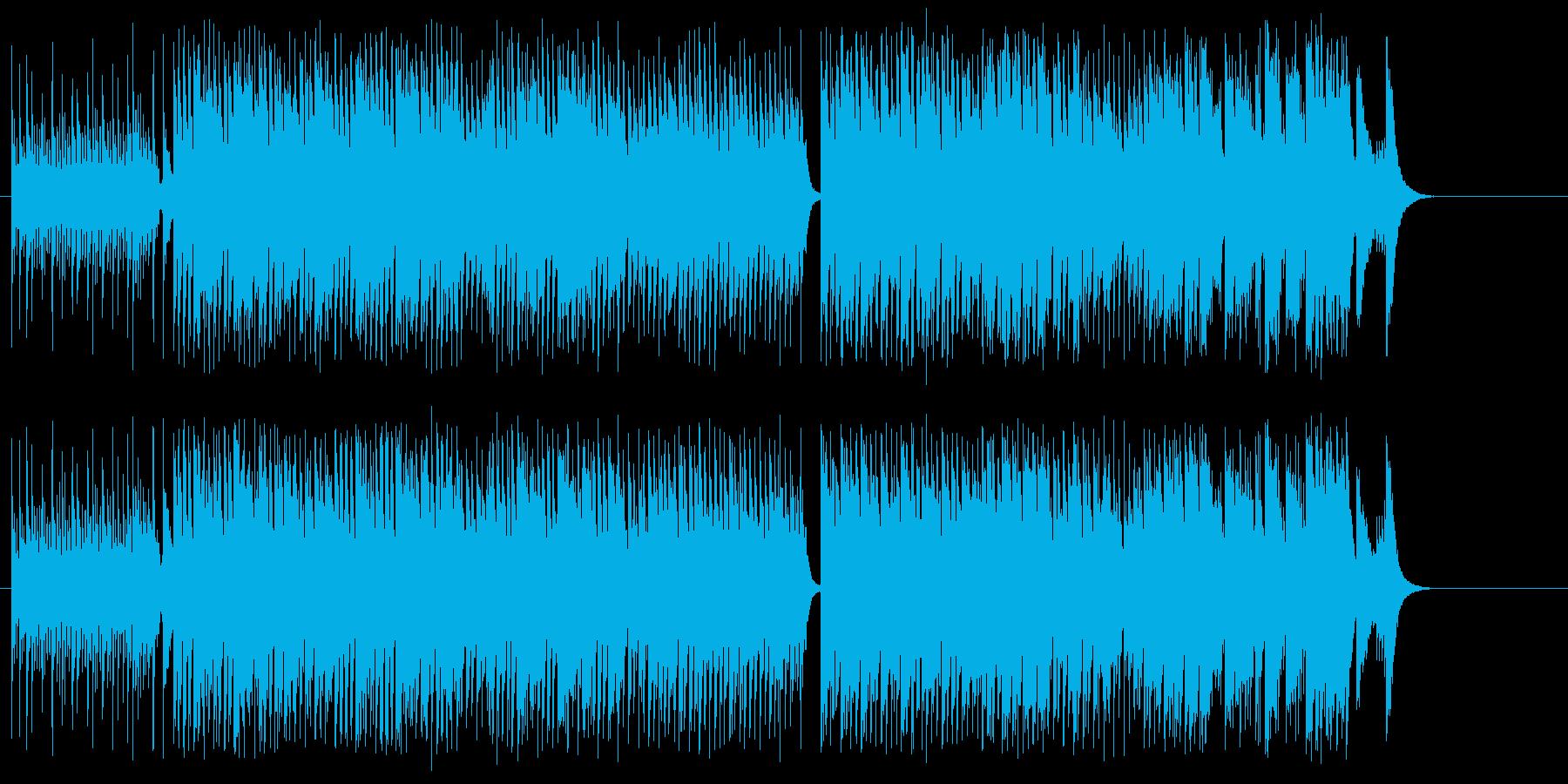 超〜元気なサーカスピエロ気分のテーマの再生済みの波形
