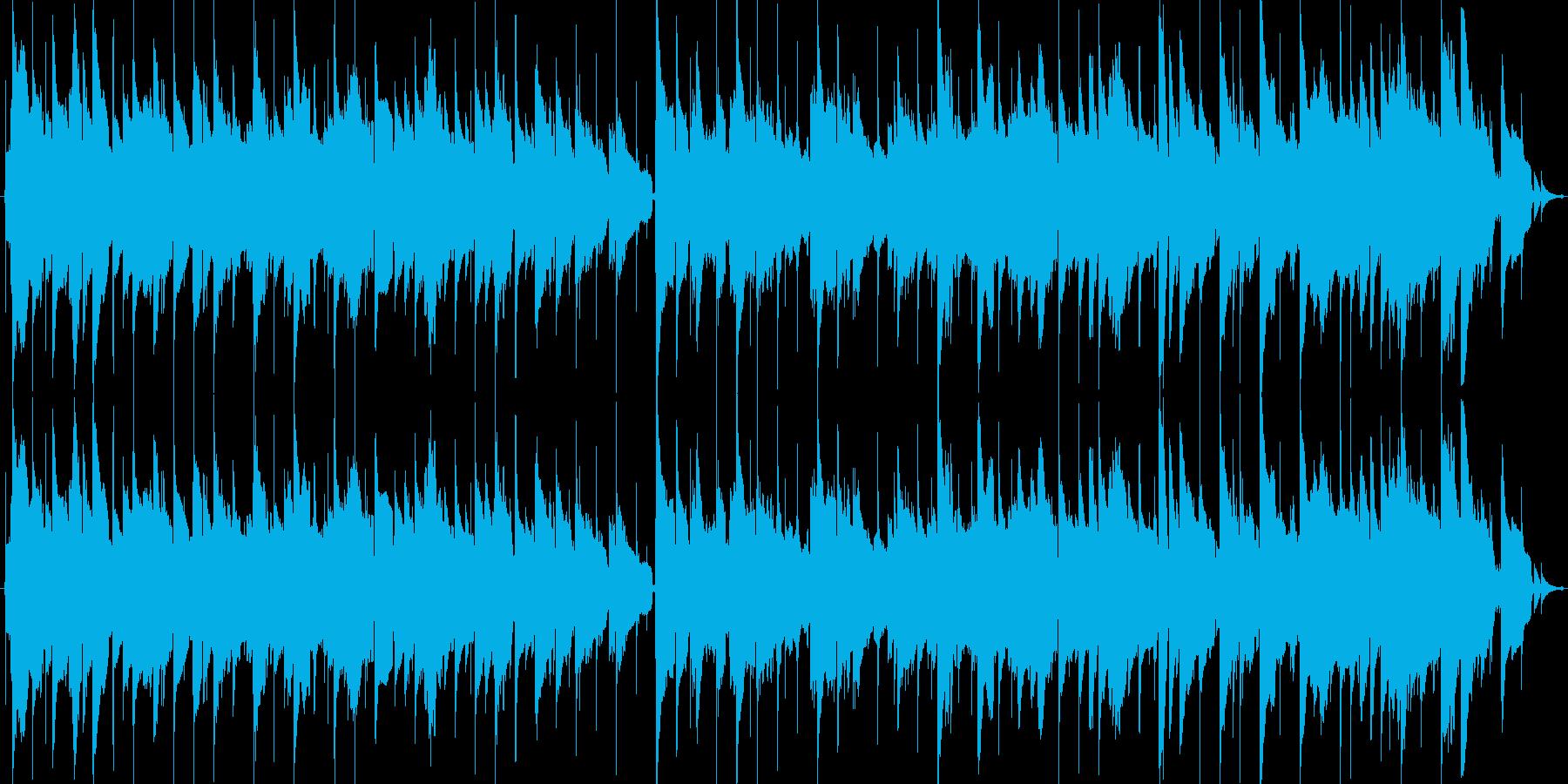 甘く切ないJAZZYなスローバラードの再生済みの波形