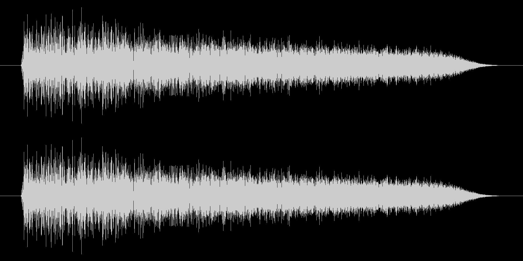 SNES シューティング02-07(特殊の未再生の波形