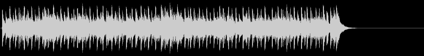 生き生きモータウンポップ(サビ~イン…)の未再生の波形