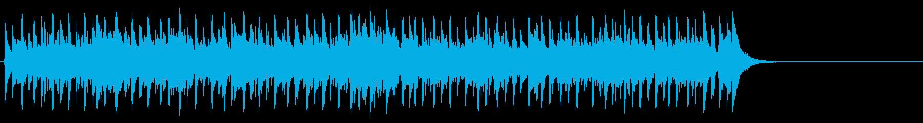 生き生きモータウンポップ(サビ~イン…)の再生済みの波形