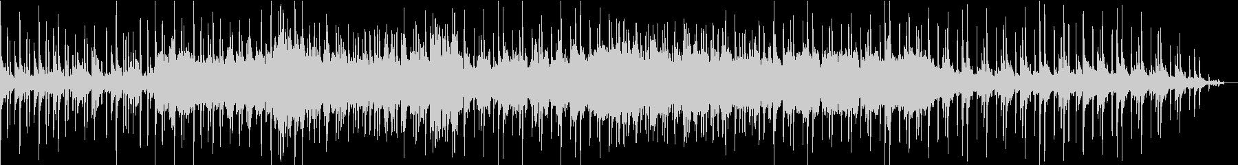 未来を奏でる二胡の旋律が美しいBGMの未再生の波形