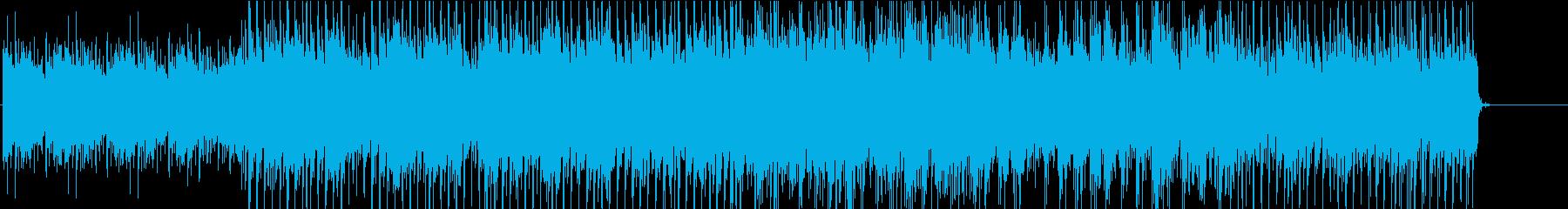 慌ただしい 追跡 スピード スリル 都会の再生済みの波形