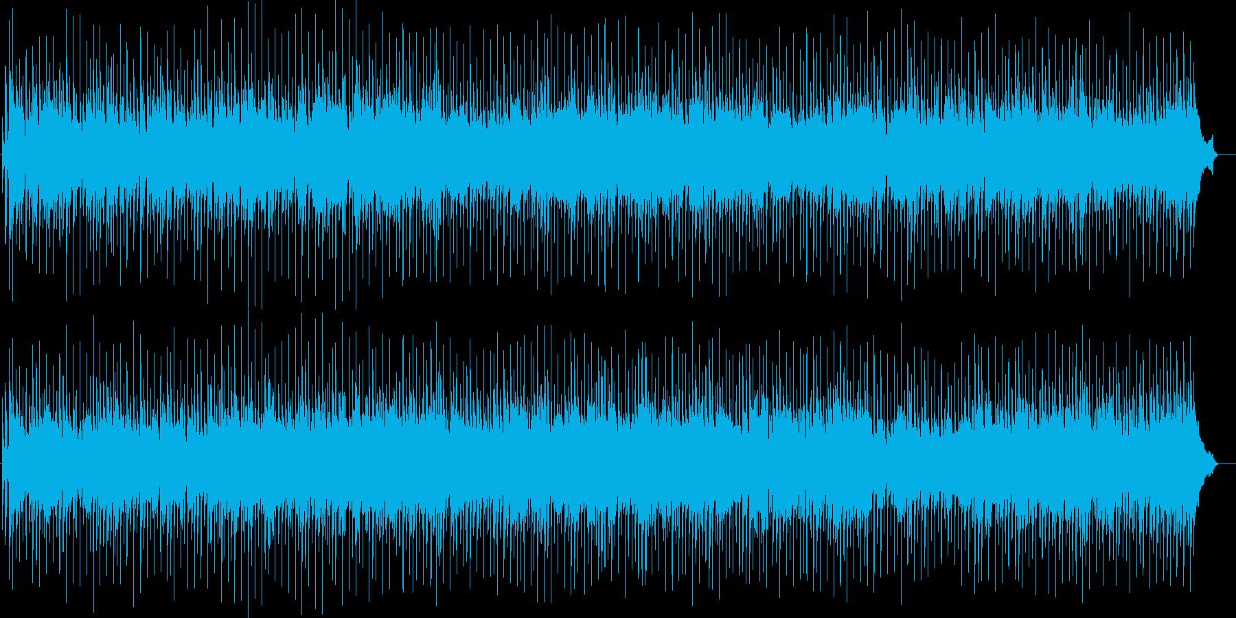 爽やかな朝アコースティックロック&ピアノの再生済みの波形