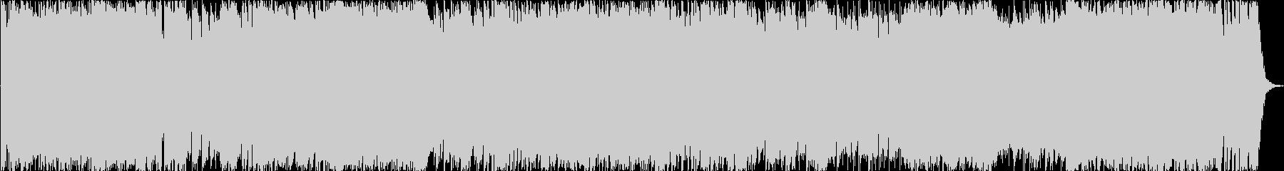 ダークファンタジーオーケストラ戦闘曲44の未再生の波形