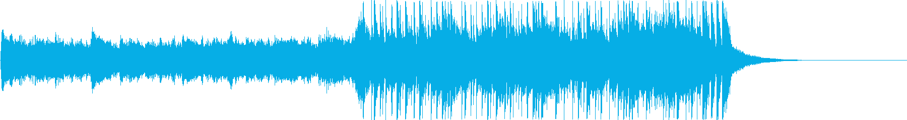 【30秒】スラップベースが特徴的なフューの再生済みの波形