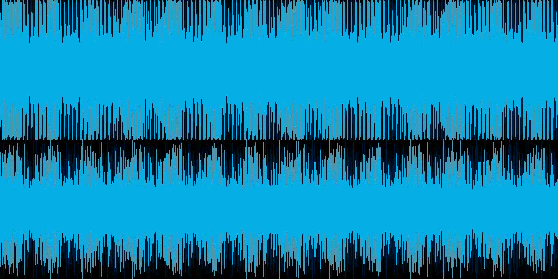 意識もうろうの再生済みの波形