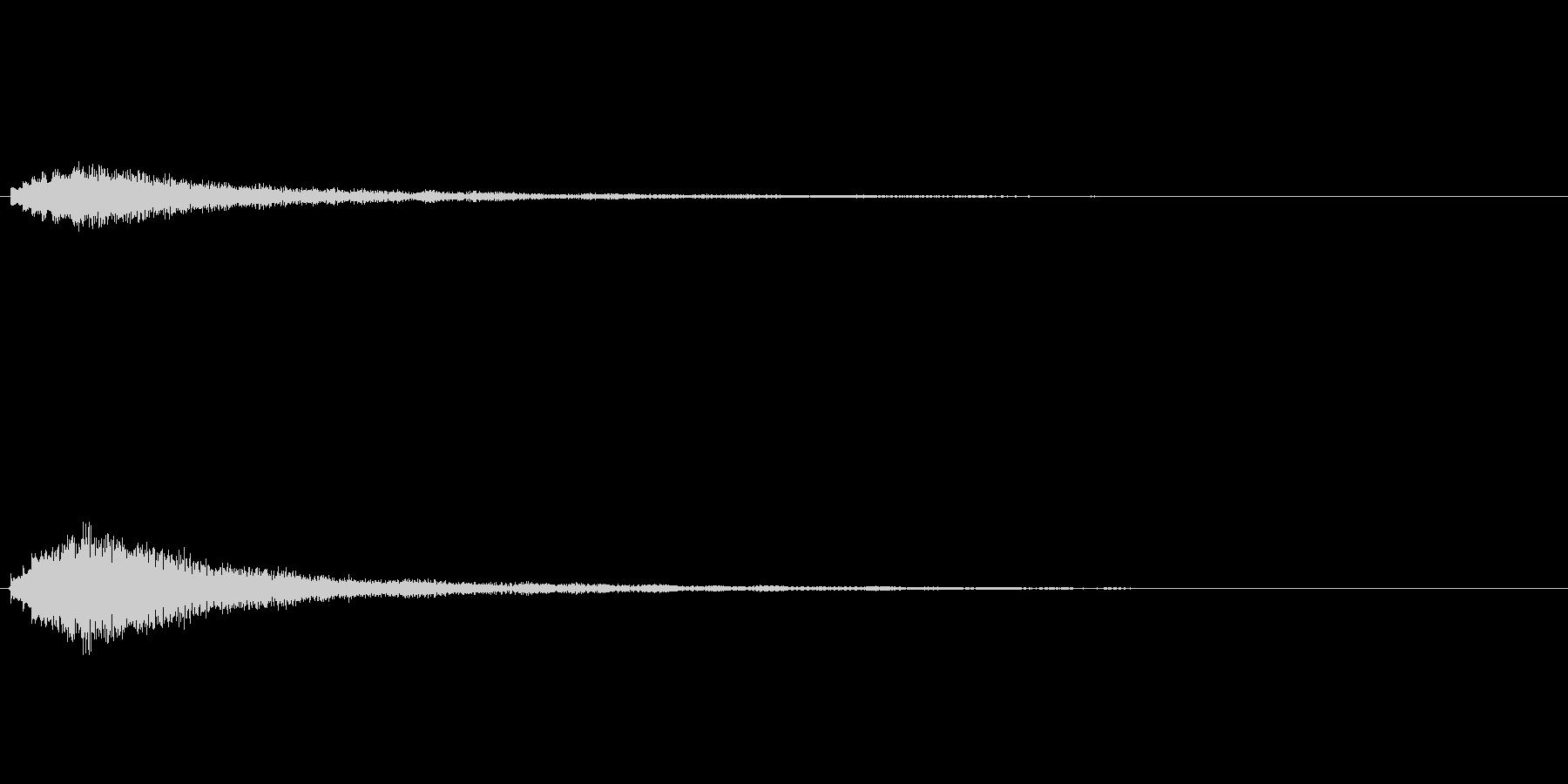 キラキラ系_042の未再生の波形
