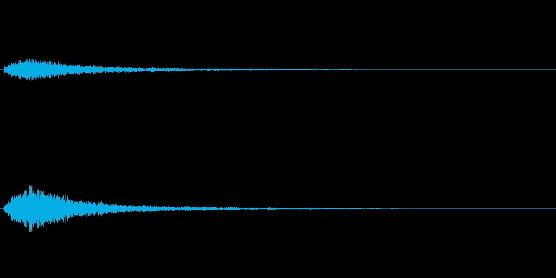 キラキラ系_042の再生済みの波形