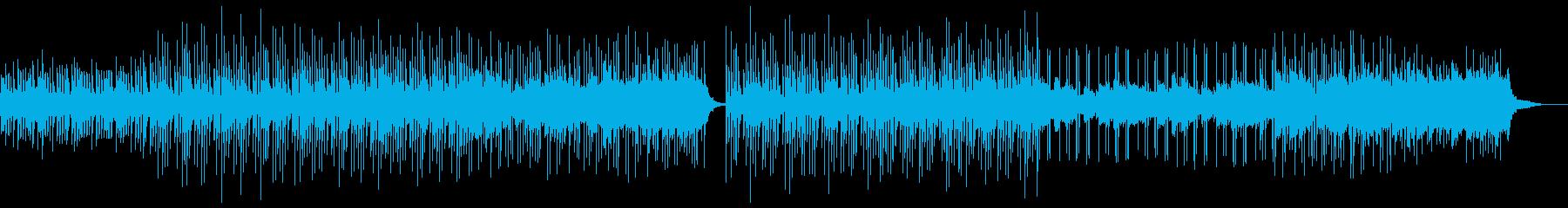 ポエトリー・シンセ・ゆっくり・落ち着いたの再生済みの波形
