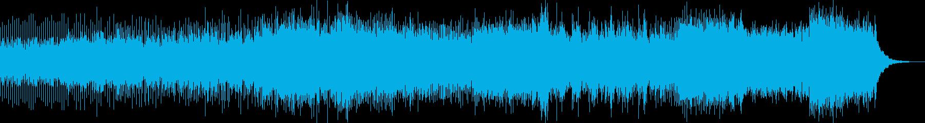 J-POPなかんじの再生済みの波形