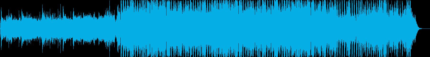 さくら(パチスロ風)フリーズからビッグの再生済みの波形