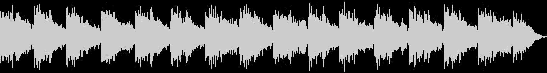 ファンタジーRPGで使えるBGMの未再生の波形