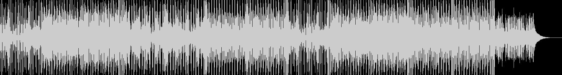 軽快なリズムと切ないメロディが印象的の未再生の波形
