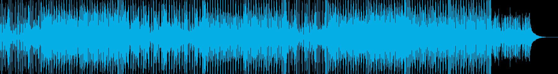 軽快なリズムと切ないメロディが印象的の再生済みの波形