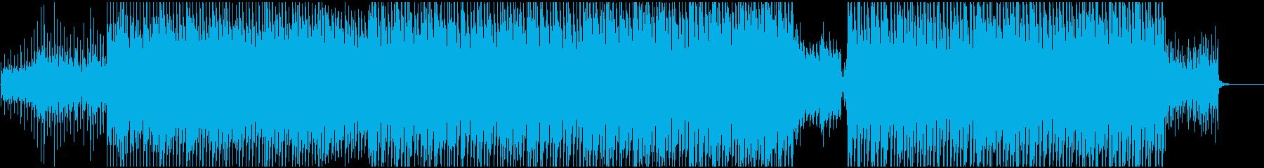 ポップ感動壮大 ピアノオーケストラの再生済みの波形