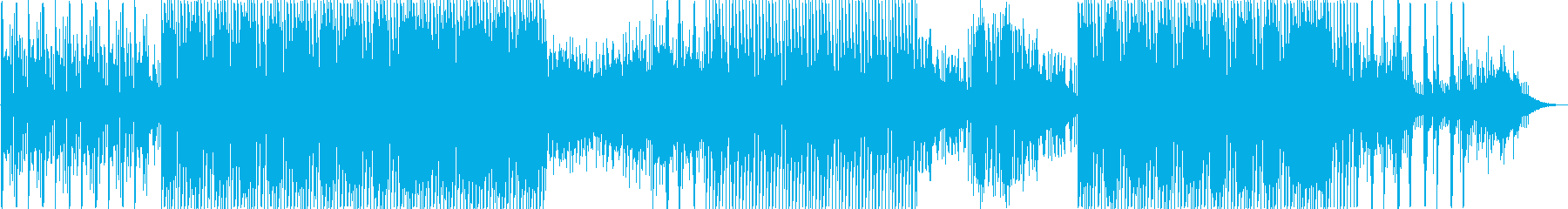 瑞々しくナチュラルなアンビエントの再生済みの波形