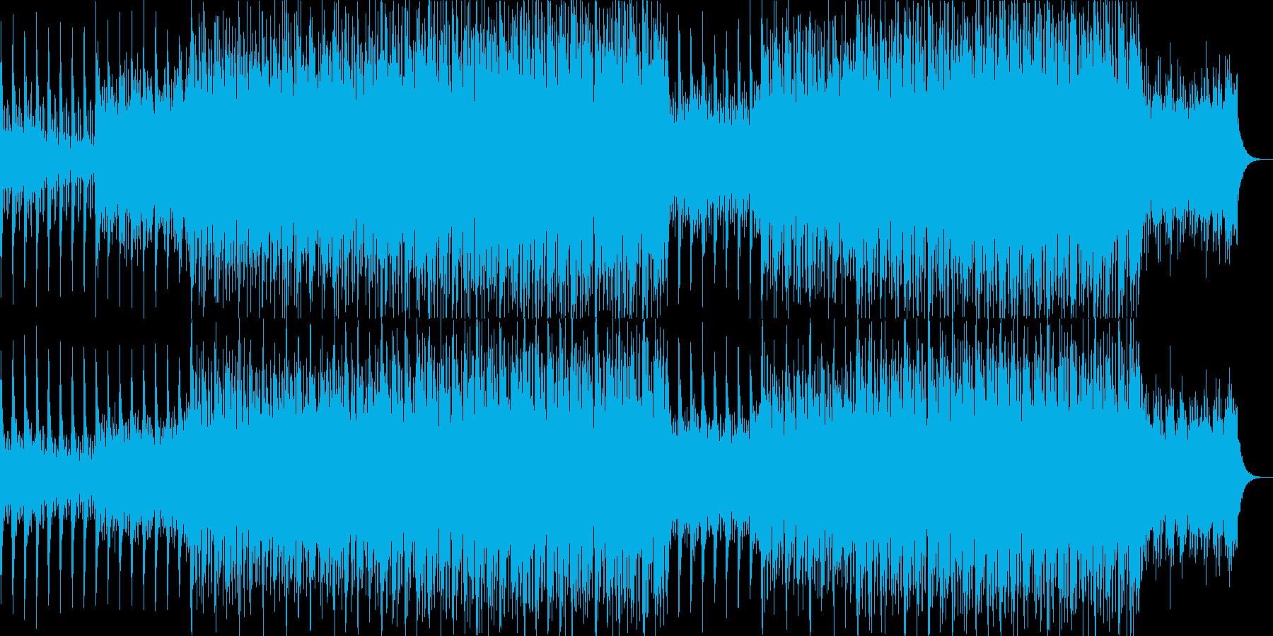 映画音楽、シネマティック映像向け-06の再生済みの波形