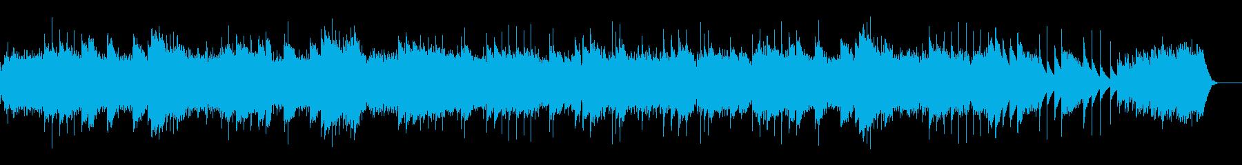 動物の謝肉祭 白鳥 (オルゴール)の再生済みの波形