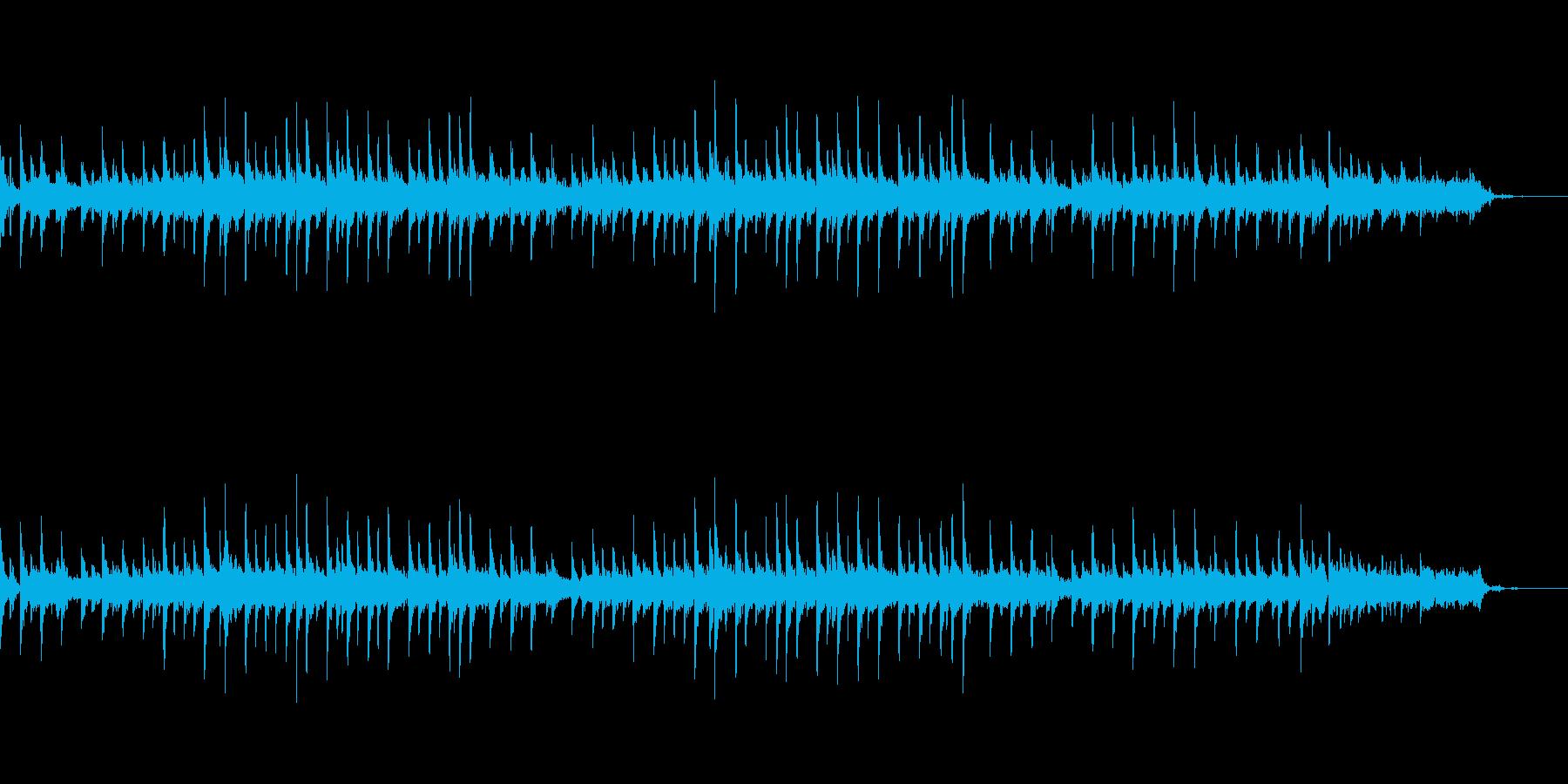 七夕・スロー・シンセ・しっとりの再生済みの波形