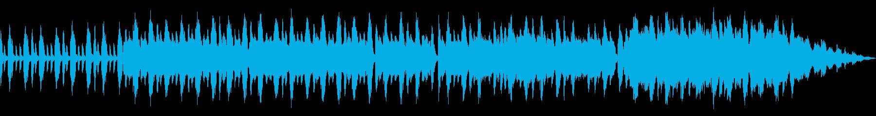 プラネタリウムに最適 幽玄で壮大な世界の再生済みの波形