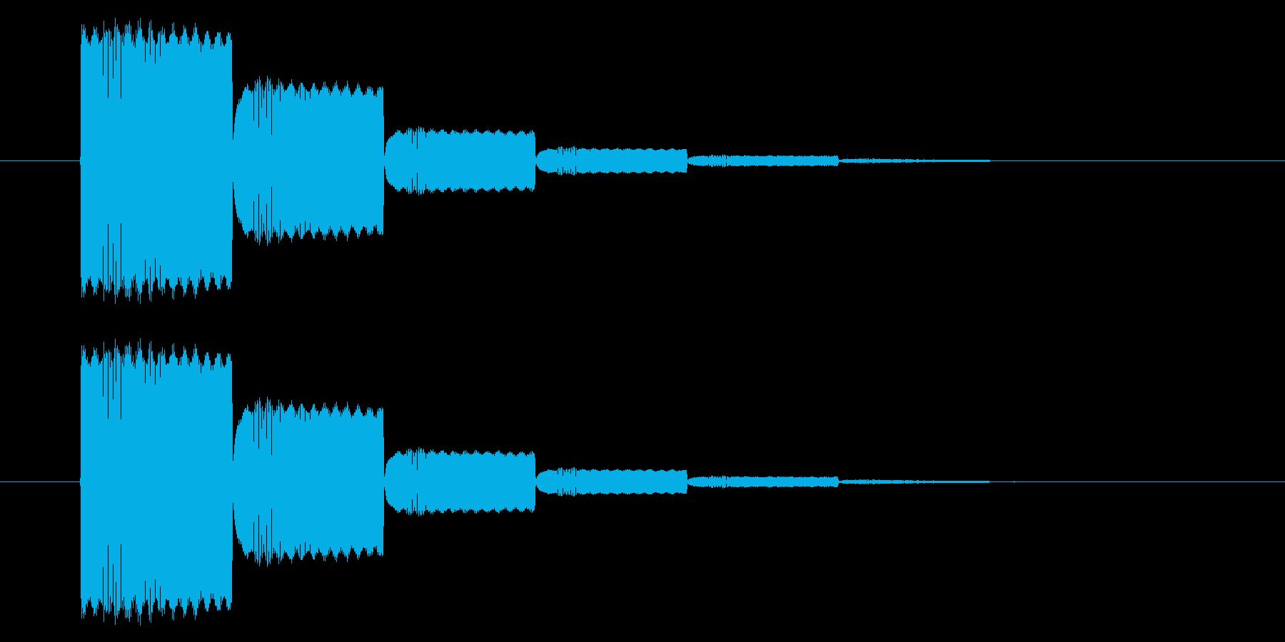 【GB 格闘01-13(選択)】 の再生済みの波形