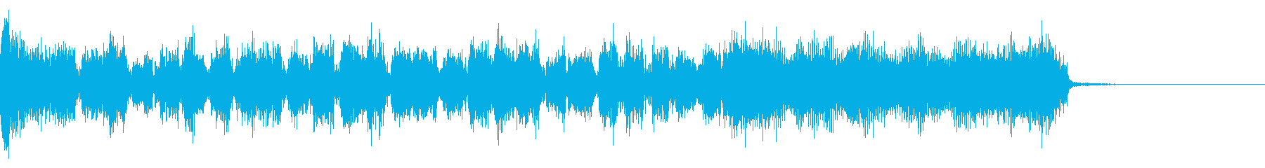 アイリッシュギターアコーディオンジングルの再生済みの波形