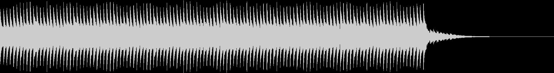 近代的な光のイメージの未再生の波形