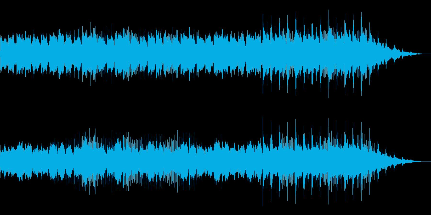 NewAge・アンビエント・劇伴・スローの再生済みの波形